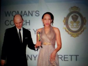 Women's Coach of the Year 2014