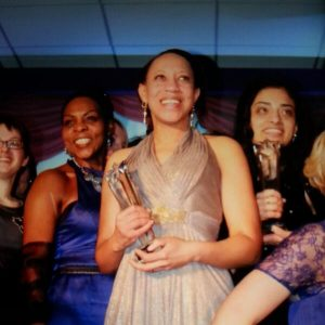 Winner of Womens Coach of the Year 2014 with nominees